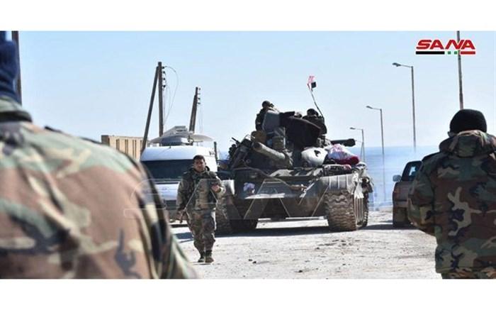 سوریه دو روستای دیگر در استان حلب را آزاد کرد
