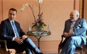 رایزنی ظریف و وزیر خارجه ایتالیا درباره تعهد اروپا به برجام و راههای حفظ آن