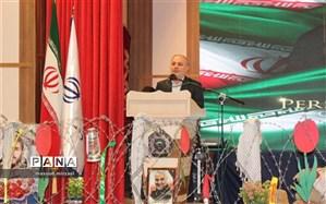 تبیین مجاهدت های سردار سلیمانی اولویت برنامه های آموزش و پرورش قزوین است