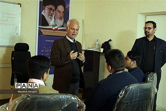 کارگاه آموزشی- توجیهی خبرنگاران پانا خوزستان
