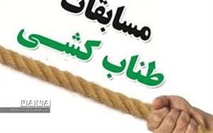 مسابقه طناب کشی برای مادران و دختران درمنطقه19