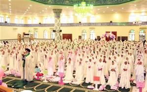 برگزاری جشن تکلیف بیش از ۶۰۰ دانش آموز دختر در استان هرمزگان