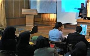 همایش ریاضی و آمار در آموزش و پرورش ناحیه یک ری برگزار شد