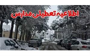 اغلب مدارس استان زنجان در روز سهشنبه تعطیل اعلام شد
