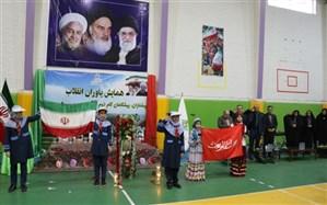 برگزاری همایش یاوران انقلاب در ناحیه 6 مشهد