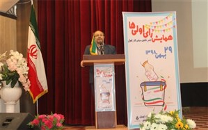 رییس اداره آموزش و پرورش ناحیه یک شهرری :رای اولی ها با حضور خود در عرصه انتخاباتی با نحوه انتخابات و مشارکت جمعی آشنا خواهند شد