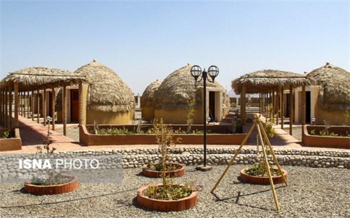 نخستین هتل کپری جهان در قلعهگنج کرمان+ ویدئو