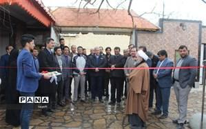 خانه مسافر گلستان در دهستان گلمکان افتتاح شد