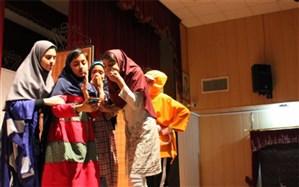برگزاری جشنواره سرود و هنرهای نمایشی آموزش و پرورش اسلامشهر