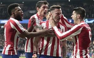 لیگ قهرمانان اروپا؛ فوتبال دفاعی قهرمان را مات کرد