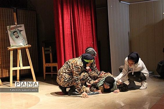جشنواره سرود و هنرهای نمایشی آموزش و پرورش اسلامشهر