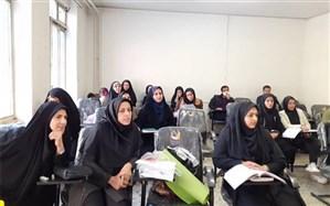 برگزاری کلاس توانمندسازی آموزش دهندگان نهضت سواد آموزی در منطقه11