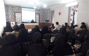 برگزاری کارگاه آموزش مقررات اردویی در جلگه رخ