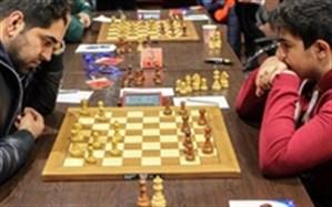 شکست استاد بزرگ شطرنج ارمنستان در جام کاسپین