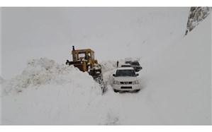 ۲۶۵ روستای آذربایجانغربی همچنان در محاصره برف و کولاک