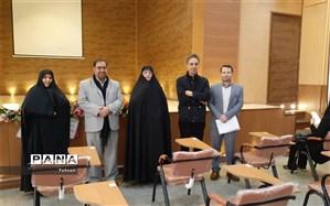 برگزاری مسابقات تفسیر قرآن ویژه فرهنگیان منطقه8