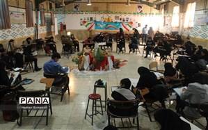 سی و هشتمین جشنواره ی مسابقات فرهنگی هنری (فردا)  در شهرستان درگز برگزار شد