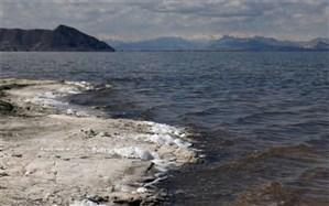 وضعیت دریاچه ارومیه پس از بارشهای اخیر+ویدئو