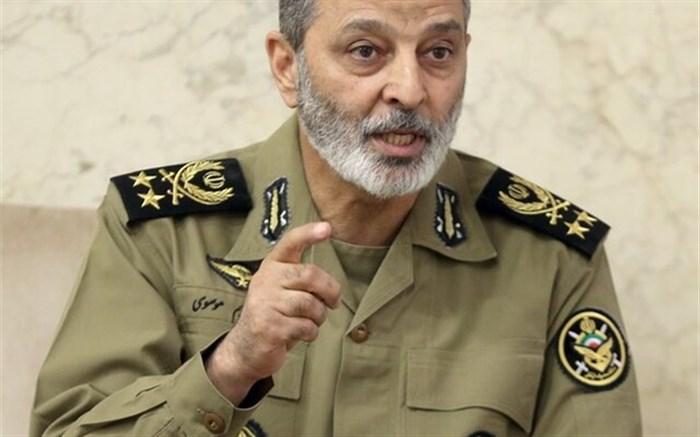 امیر سرلشکر موسوی:حضور حداکثری در انتخابات توطئه های دشمنان خنثی می کند