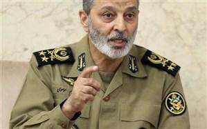 امیر سرلشکر موسوی: حضور حداکثری در انتخابات توطئه های دشمنان خنثی می کند
