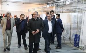 بازدید مدیرکل آموزش و پرورش خراسان رضوی از ستاد انتخابات مشهد