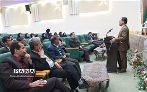 جلسه هماهنگی جشنواره هنرهای آوایی ونمایشی  ;کاشمر برگزارشد