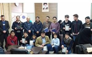 کارگاه آموزشی، پژوهشی زبان انگلیسی (کاپ) به میزبانی فرزانگان ناحیه1 زنجان برگزار شد