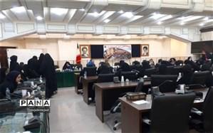 دانش آموزان ابرکوهی در انتخابات دهمین دوره مجلس دانش آموزی استان