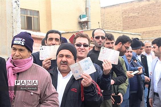 جلوه های ویژه  انتخابات مجلس شواری اسلامی در ارومیه