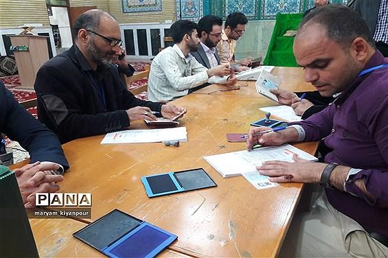 یازدهمین دوره انتخابات مجلس شورای اسلامی درمسجدسلیمان