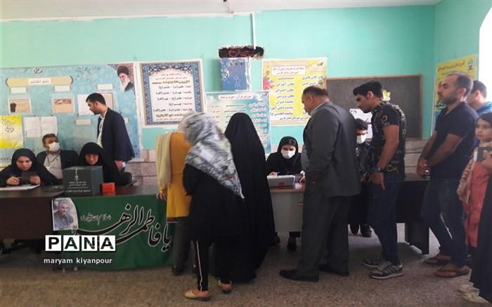 رای مسجدسلیمان
