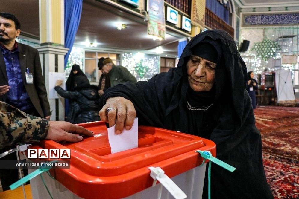 انتخابات مجلس یازدهم در ارومیه