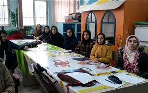 دوره آموزش خبرنگاری برای دانشآموزان نواحی 1و2 زنجان برگزارشد