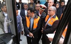 تشدید نظارت بر ناوگان اتوبوسی در سیستان و بلوچستان