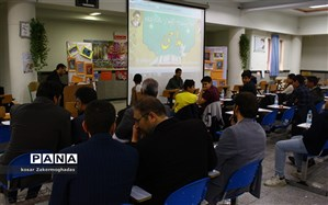 برگزاری  مسابقات نماز،قرآن و عترت در شهرستان رباط کریم