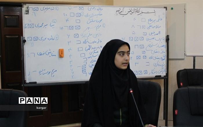 انتخابات مجلس دانشآموزی دریزد