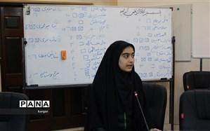 دانش آموز بافقی به عنوان نماینده استان در مجلس دانش آموزی کشورانتخاب شد