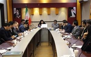 نشست آموزشی پیشگیری از شیوع ویروس کرونا در اداره کل آموزش و پرورش شهرستانهای استان تهران