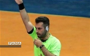 معلم ورزشی از خراسان شمالی پدیده داوری فوتسال کشور شد