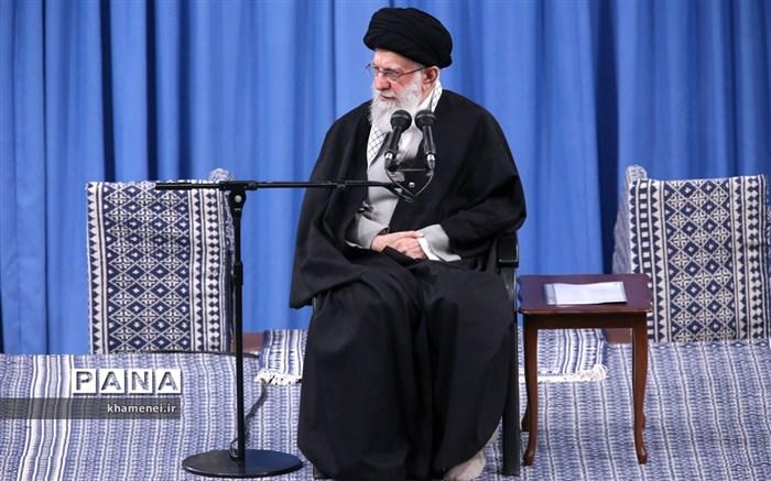 تشکر عمیق رهبر انقلاب از ملت ایران در پی امتحان بزرگ انتخابات