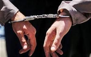 دستگیری ۲سارق مسلح طلافروشی