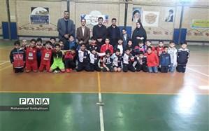 بازدید مسئولان تربیت بدنی اداره کل شهر تهران از منطقه19