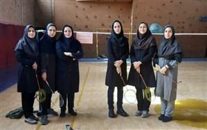 برگزاری مسابقه ورزشی بانوان در چهاردانگه