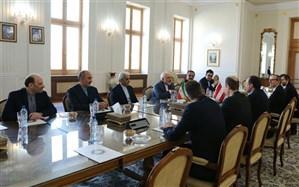 وزرای خارجه ایران و اتریش درباره برجام گفتوگو کردند