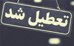 مدارس استان یزد از فردا تا پایان هفته تعطیل اعلام شد