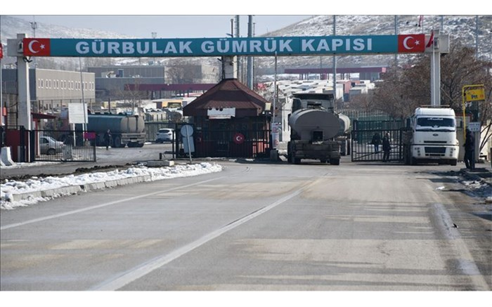 مرز ایران و ترکیه در بازرگان بسته شد