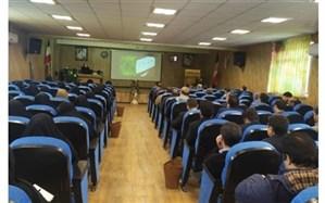 برگزاری جلسه آموزشی روش های پیشگیری از کرونا ویروس در شهرقدس