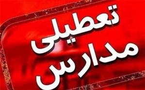 مدارس شهرستانهای استان تهران سهشنبه ۶ اسفند تعطیل است
