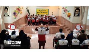 مجمع عمومی دبیران کانون های دانش آموزی جمعیت هلال احمر کاشمر برگزار شد