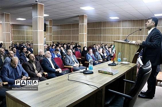 نخستین روز کاری مدیرکل جدید آموزش و پرورش قزوین